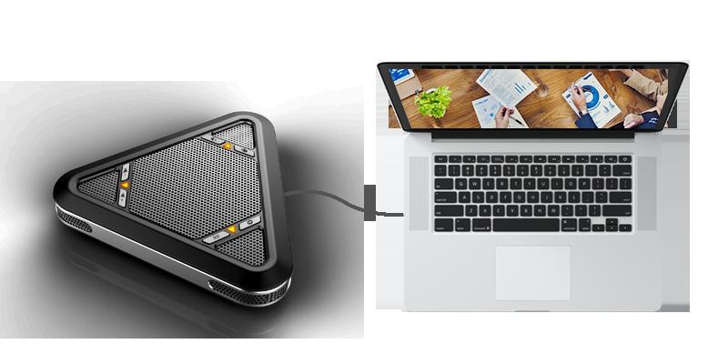 MVOICE 5000 USB speakerphone