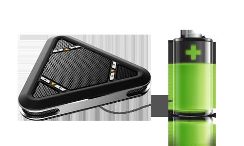 MVOICE 5000 battery