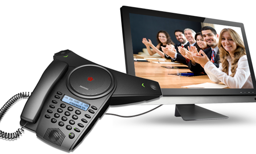 Web Conferencing with USB Connection