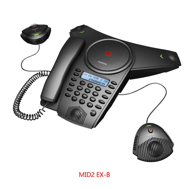 Meeteast full duplex conference phone